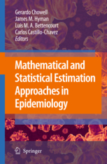 Mathematical and Statistical Estimation Approaches in Epidemeology